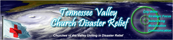 Tennessee Valley Church Disaster Relief